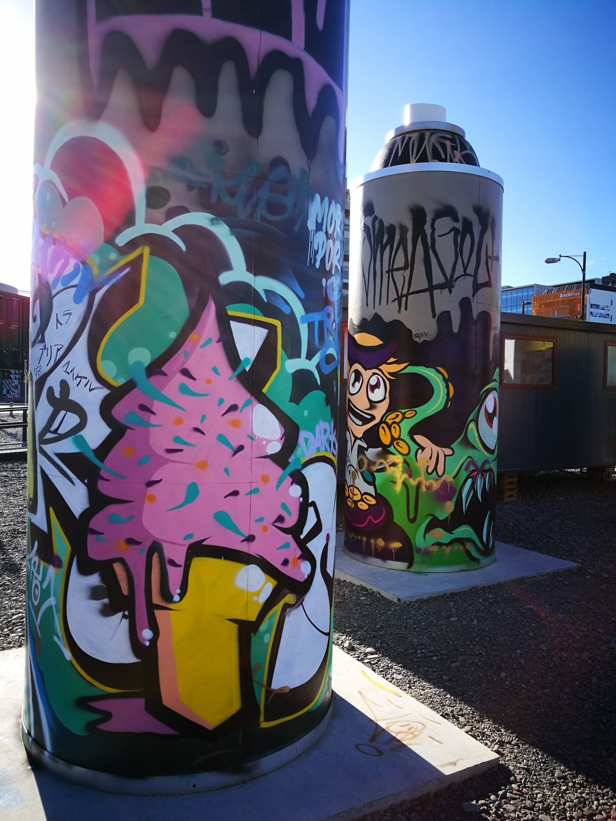 Roll Call – Style Walls 2018