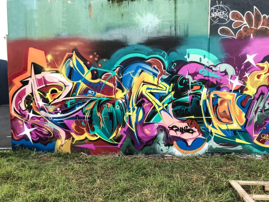Berst, Auckland, 2018