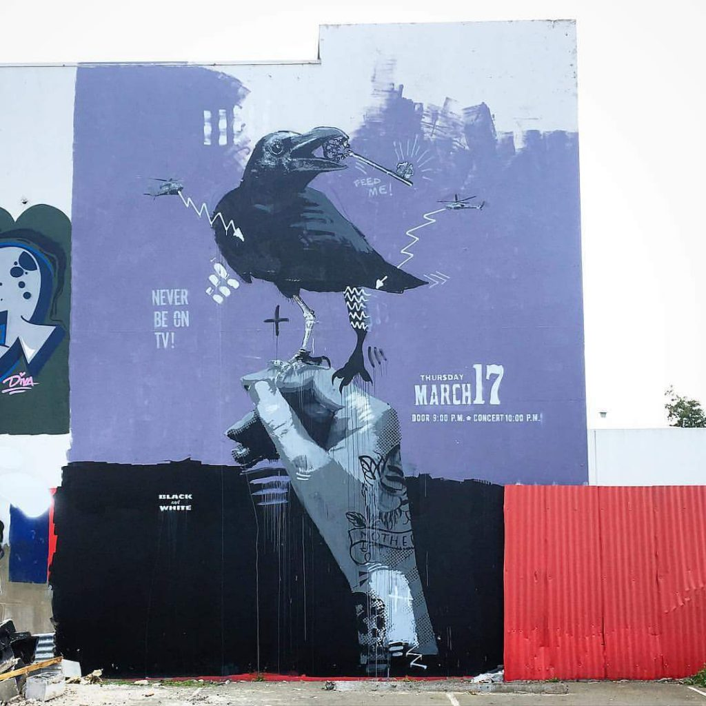 Untitled, Colombo Street, Sydenham, 2015