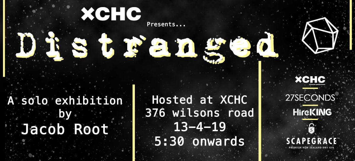 Jacob Root – Distranged at the XCHC