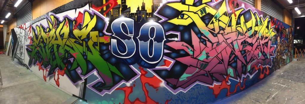 'Style So Sick' TS Crew colab, Juse1, Ceaper, Kerb1 and Reakt
