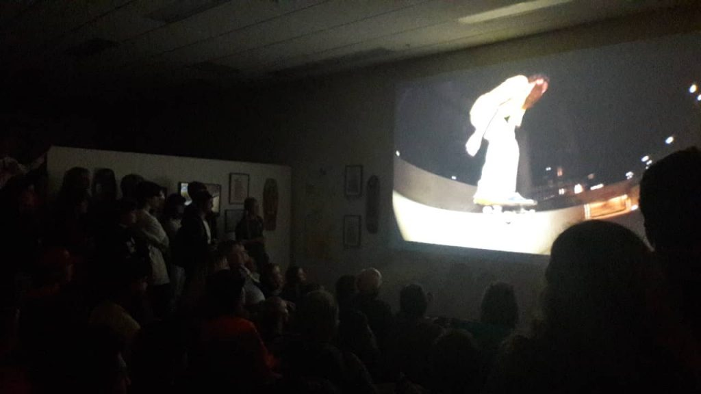 2 Faup 2 Furious video premiere, Fiksate Gallery, May 2019