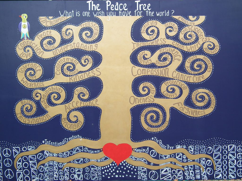 The Peace Tree