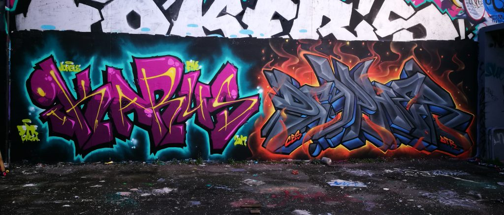 Ikarus and Dcypher, Christchurch, 2019