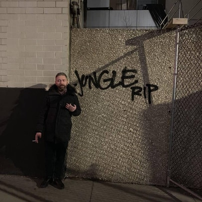 Phomes tribute to Jungle in New York, 2019. Photo supplied by Ikarus)