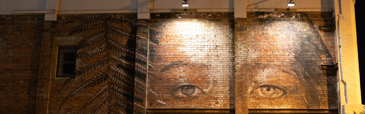 Into the Light – The Street Art Lighting Project